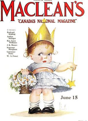 Cover for the June 15 1924 issue