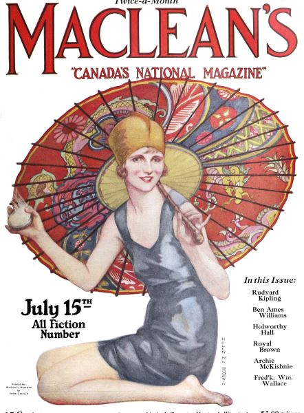 Issue: - July 1924 | Maclean's