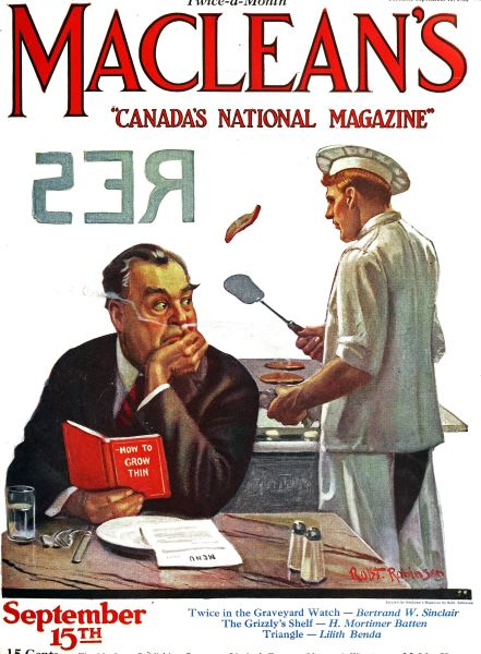 Issue: - September 1924 | Maclean's