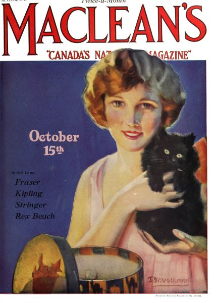 Issue: - October 1924 | Maclean's
