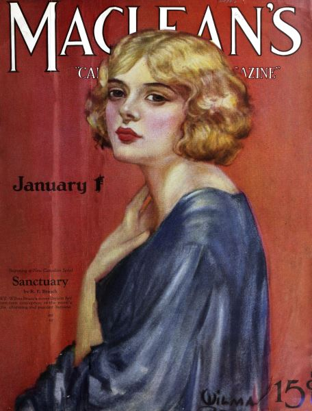Issue: - January 1925 | Maclean's