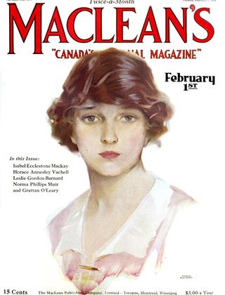 Cover for the February 1 1925 issue