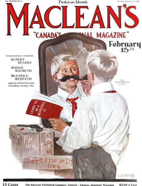 Issue: - February 1925 | Maclean's