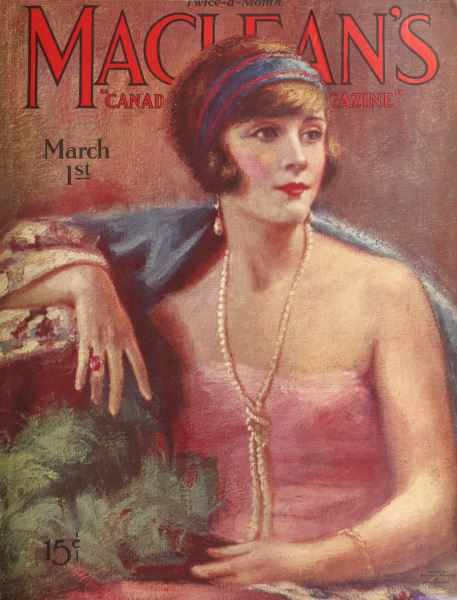 Issue: - March 1925 | Maclean's