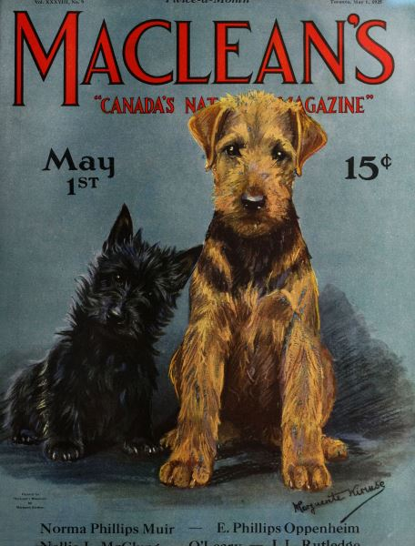 Issue: - May 1925   Maclean's