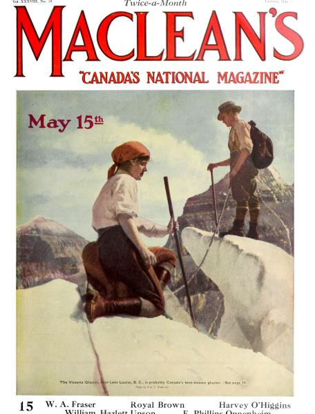 Issue: - May 1925 | Maclean's