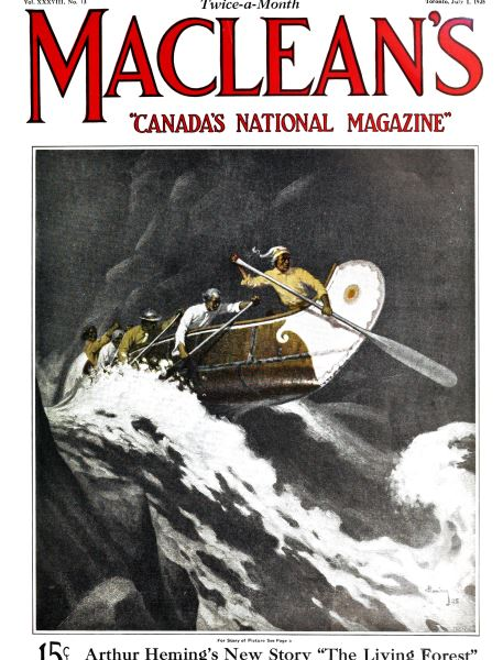 Issue: - July 1925 | Maclean's