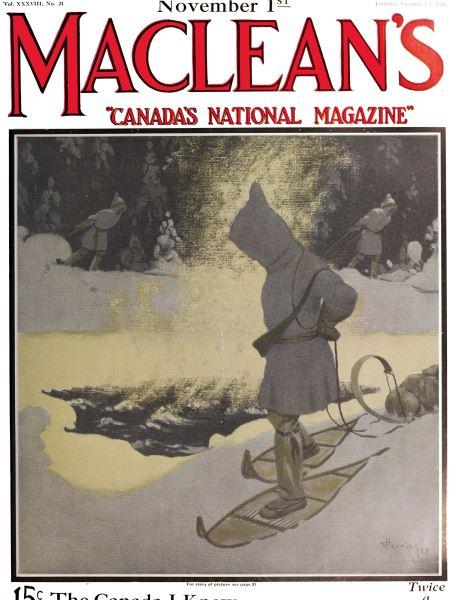 Issue: - November 1925 | Maclean's
