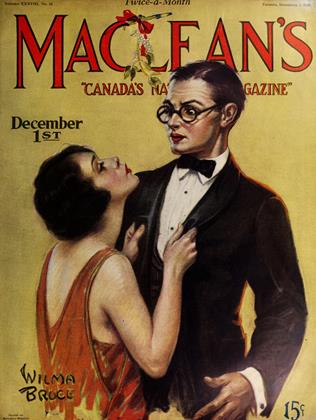 Cover for the December 1 1925 issue