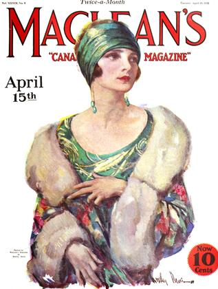 Cover for the April 15 1926 issue