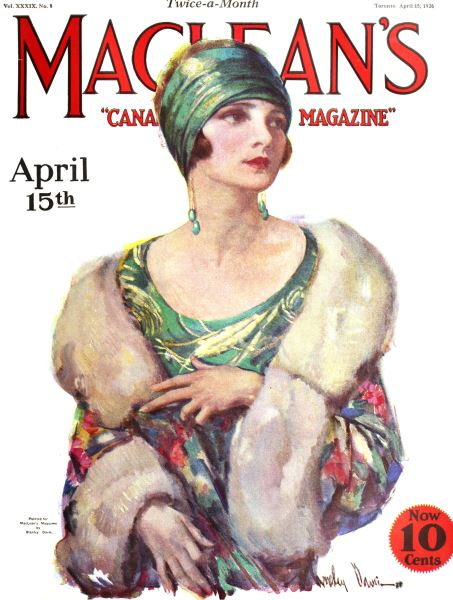 Issue: - April 1926 | Maclean's