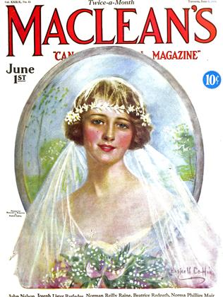 Cover for the June 1 1926 issue