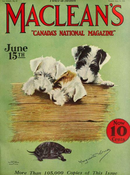 Issue: - June 1926 | Maclean's