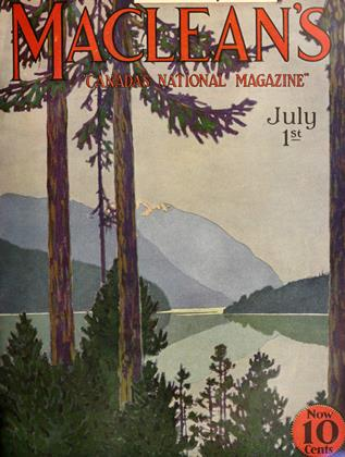 Cover for the July 1 1926 issue