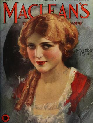Cover for the November 15 1926 issue