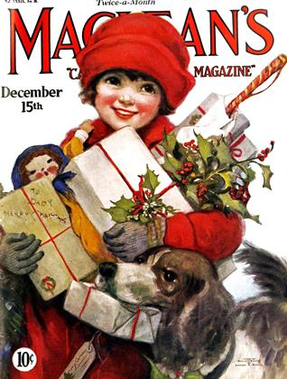 Cover for the December 15 1926 issue