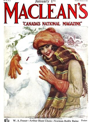 Cover for the January 1 1927 issue