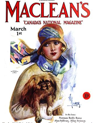 March 1st 1927 | Maclean's