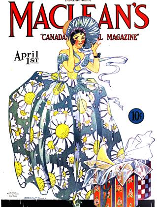 Cover for the April 1 1927 issue