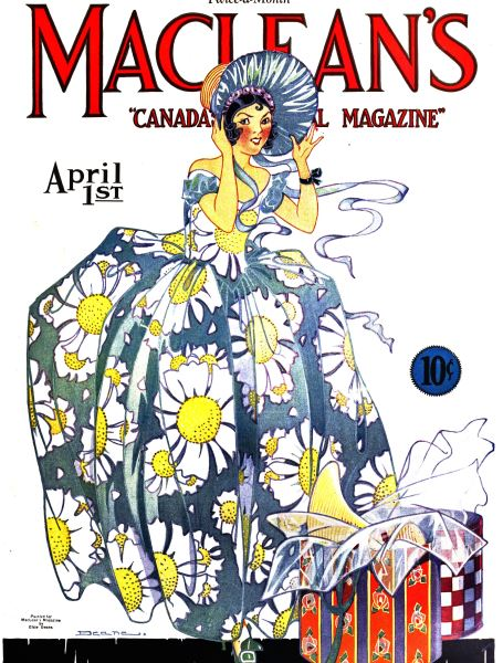 Issue: - April 1ST 1927 | Maclean's