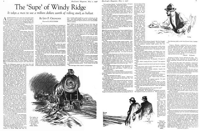 The 'Supe' of Windy Ridge
