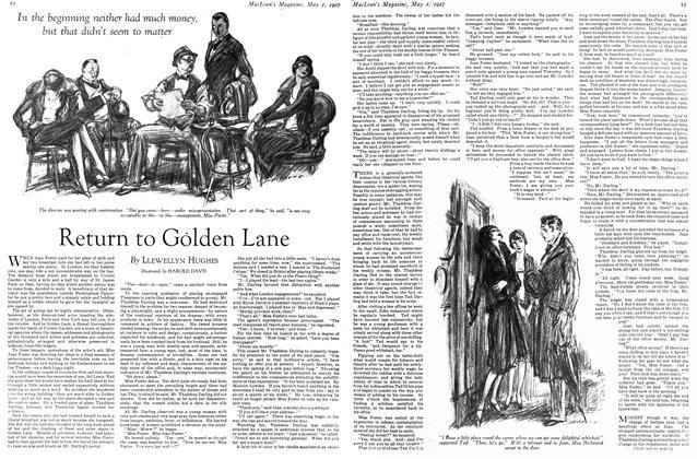 Return to Golden Lane