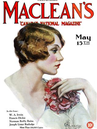May 15TH 1927 | Maclean's