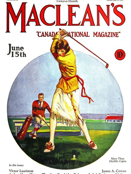 Issue: - June 15 th 1927 | Maclean's