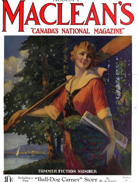 Issue: - August 1927 | Maclean's