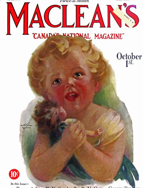 Issue: - October 1st. 1927 | Maclean's