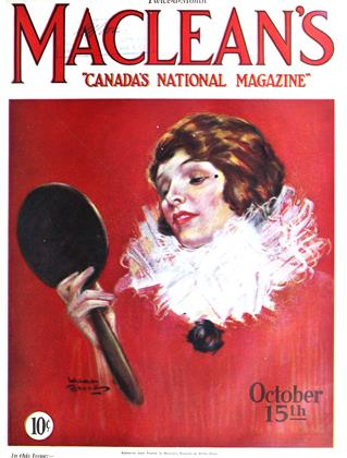 Cover for the October 15 1927 issue
