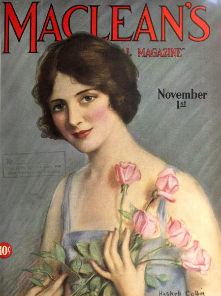 Issue: - November 1st 1927 | Maclean's