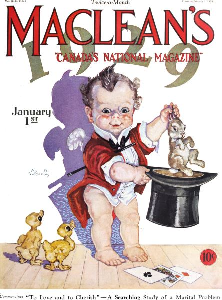 Issue: - January 1929 | Maclean's