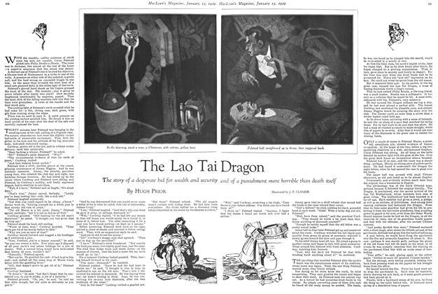 The Lao Tai Dragon