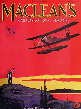 1929 - April 15 | Maclean's