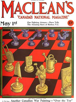 Cover for the May 1 1929 issue