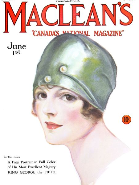 Issue: - June 1929 | Maclean's