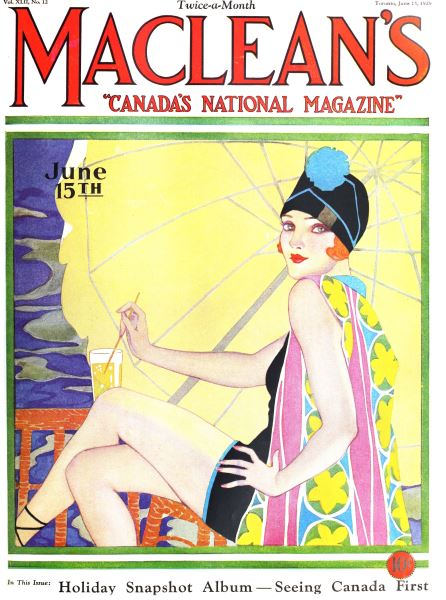 Issue: - June 15TH 1929 | Maclean's