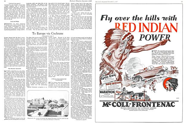 McCOLL-FRONTENAC OIL COMPANY LIMITED, Page: 67 - SEPTEMBER 1, 1929 | Maclean's