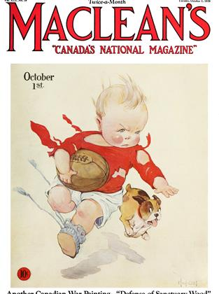 Cover for the October 1 1929 issue