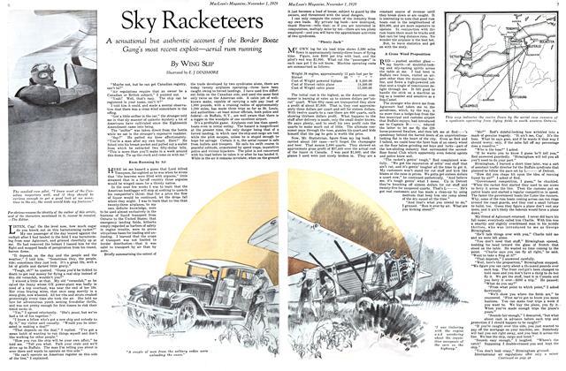 Sky Racketeers
