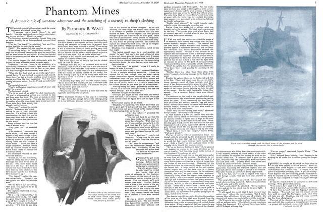 Phantom Mines