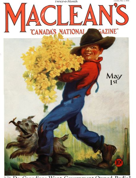 Issue: - May 1930 | Maclean's