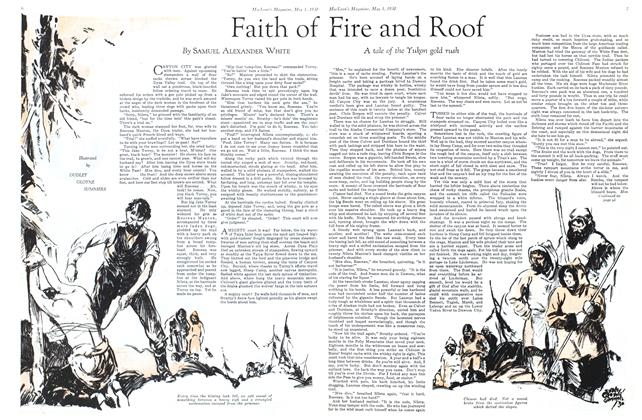 Faith of Fire and Roof