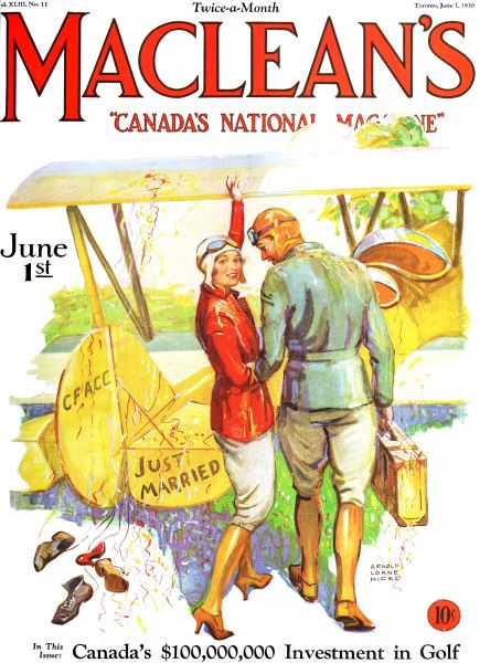 Issue: - June 1st 1930 | Maclean's