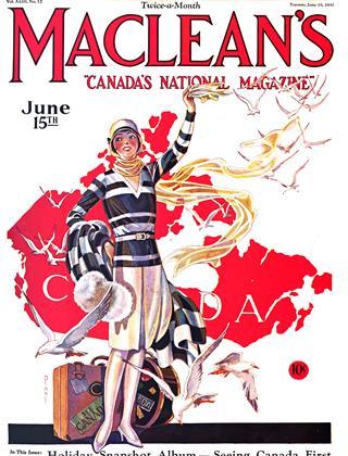 June 15, 1930 | Maclean's