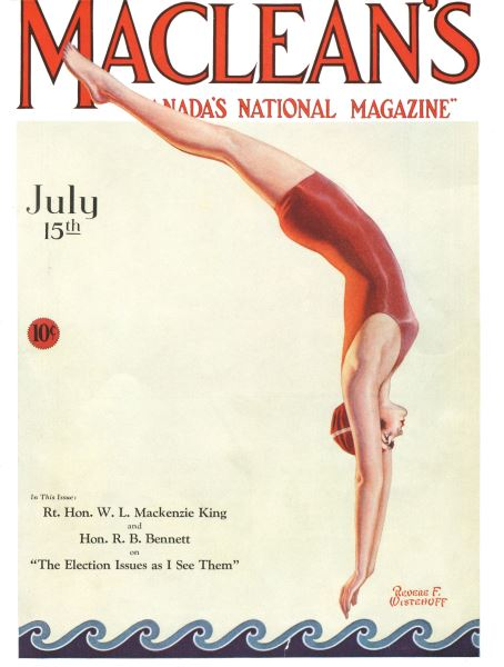 Issue: - July 1930 | Maclean's