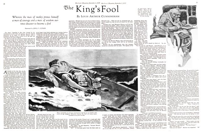 The King's Fool