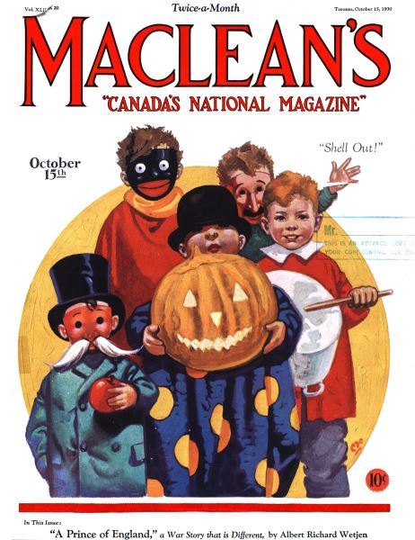Issue: - October 1930 | Maclean's