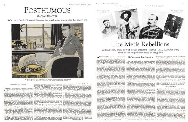 The Metis Rebellions